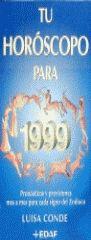 OFERTA TU HORÓSCOPO 1999
