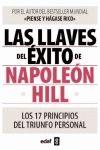 LLAVES DEL ÉXITO DE NAPOLEÓN HILL