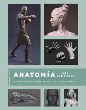 ANATOMÍA PARA ARTISTAS 3D