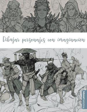 DIBUJAR PERSONAJES CON IMAGINACION