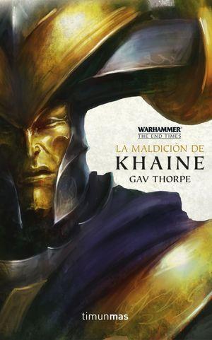 LA MALDICI覰 DE KHAINE, N� 3