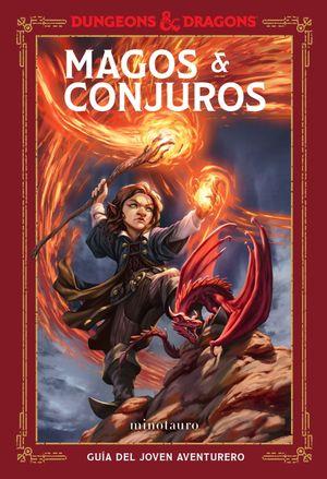 DUNGEONS & DRAGONS. MAGOS & CONJUROS