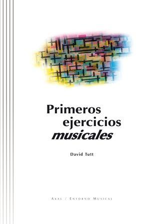 PRIMEROS EJERCICIOS MUSICALES