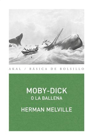 MOBY DICK O LA BALLENA - BB/247