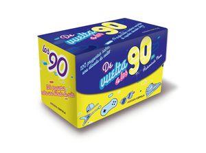 DE VUELTA A LOS 90