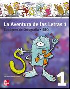 SALDO AVENTURA DE LAS LETRAS ORTOGRAFÍA. 1. ESO MC GRAW HILL