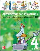 SALDO APRENDEMOS CON LAS LETRAS 4, 4 ESO. CUADERNO MCGRAW HILL