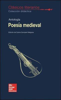CLASICOS LITERARIOS. POESIA MEDIEVAL
