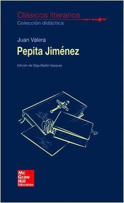 CLASICOS LITERARIOS. PEPITA JIMENEZ