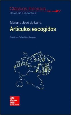 CLASICOS LITERARIOS. ARTICULOS ESCOGIDOS