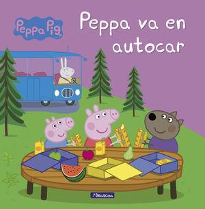 PEPPA VA EN AUTOCAR (UN CUENTO DE PEPPA PIG)