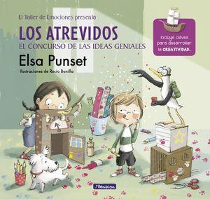 LOS ATREVIDOS Y EL CONCURSO DE LAS IDEAS GENIALES (EL TALLER DE EMOCIONES 8)