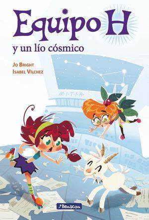 UN LÍO CÓSMICO (EQUIPO H. PRIMERAS LECTURAS)