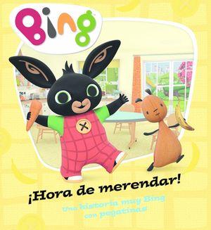 ¡HORA DE MERENDAR! (BING. PRIMERAS LECTURAS)