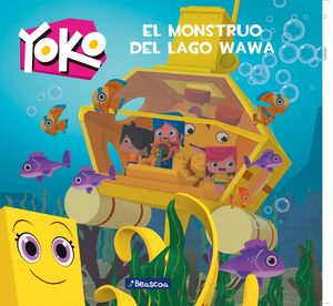 EL MONSTRUO DEL LAGO WAWA (YOKO)