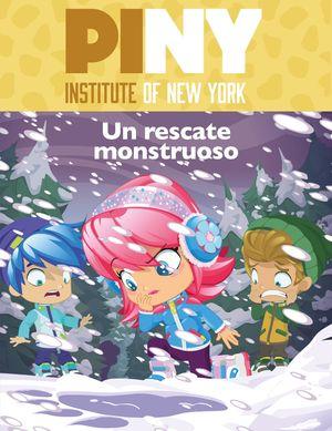 UN RESCATE MONSTRUOSO (PINY INSTITUTE OF NEW YORK)