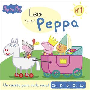 LEO CON PEPPA PIG 1. VOCALES A E I O U