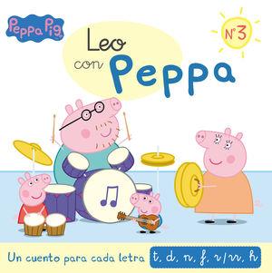 UN CUENTO PARA CADA LETRA: T, D, N, F, R/RR, H (LEO CON PEPPA PIG