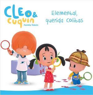 ELEMENTAL, QUERIDA COLITAS (CLEO Y CUQUÍN. PRIMERAS LECTURAS)