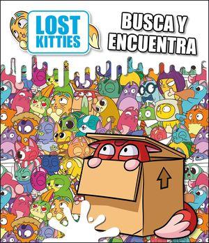 BUSCA Y ENCUENTRA LOST KITTIES