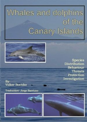 WHALES AND DOLPHINS OF THE CANARY ISLANDS