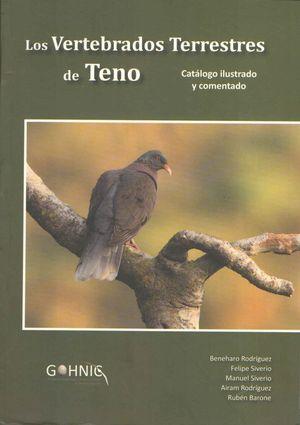 LOS VERTEBRADOS TERRESTRES DE TENO