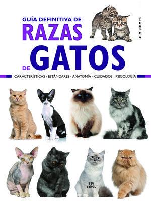 GUÍA DEFINITIVA DE RAZAS DE GATOS