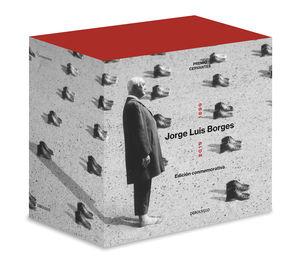 JORGE LUIS BORGES 1899-2019 (EDICIÓN ESTUCHE)