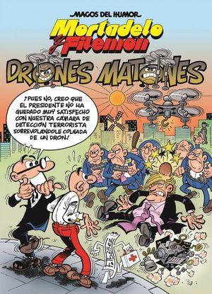 LOS DRONES MATONES. MAGOS DEL HUMOR 185