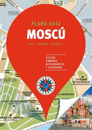 MOSCÚ 2018 (PLANO - GUÍA)