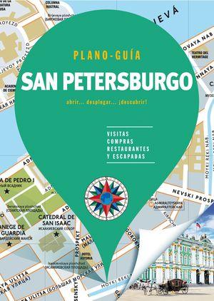SAN PETERSBURGO 2018 (PLANO - GUÍA)