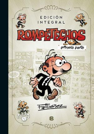 ROMPETECHOS (EDICIÓN INTEGRAL)