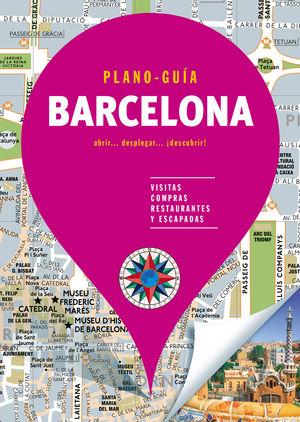 BARCELONA (PLANO-GUÍA) 2019