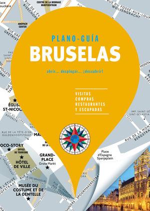 BRUSELAS (PLANO-GUÍA) 2019