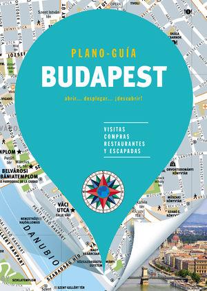 BUDAPEST (PLANO-GUÍA) 2019