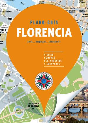 FLORENCIA (PLANO-GUÍA) 2019