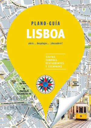 LISBOA (PLANO-GUÍA) 2019