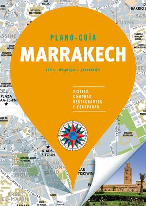 MARRAKECH (PLANO-GUÍA) 2019