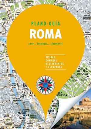 ROMA (PLANO-GUÍA) 2019