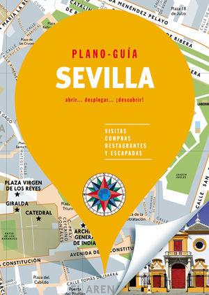 SEVILLA (PLANO-GUÍA) 2019