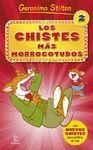 LOS CHISTES MÁS MORROCOTUDOS 2 GERONIMO STILTON