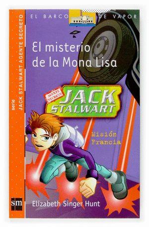 MISTERIO DE LA MONA LISA, EL