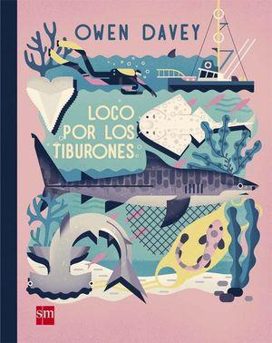 LOCO POR LOS TIBURONES. BUSCA Y ENCUENTRA