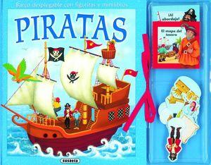 AVENTURAS DE PIRATAS. AVENTURAS EN 3D