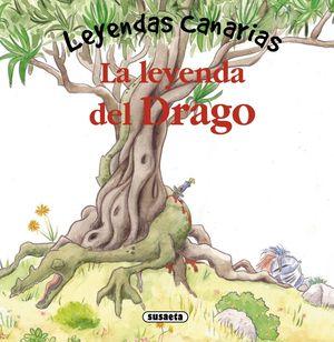 LEYENDA DEL DRAGO. LEYENDAS CANARIAS