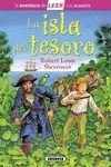 LA ISLA DEL TESORO. NIVEL 3 (10-11 AÑOS)