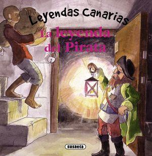 LEYENDA DEL PIRATA. LEYENDAS CANARIAS