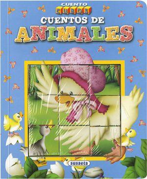 CUENTOS DE ANIMALES. CUENTO CUBOS