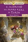 EL ACERTIJO DEL PAPIRO REAL DE TURÍN