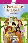 LOS BUSCADORES DE TESOROS. NIVEL 3